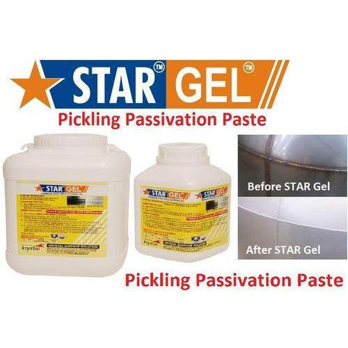 Pickling Passivation Paste