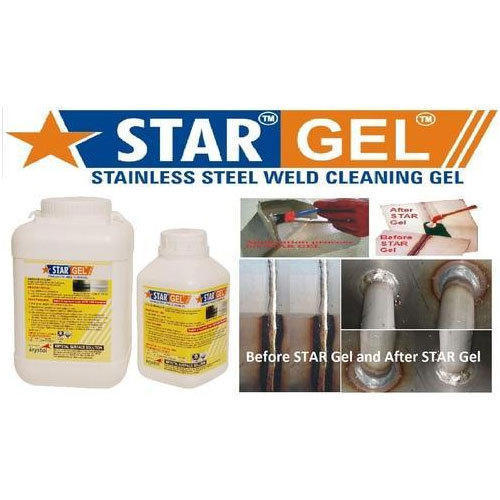 Welding Cleaning Gel