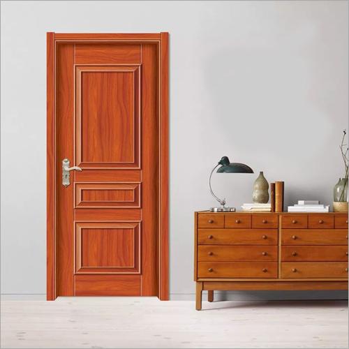 3 Panel Wooden Texture Door