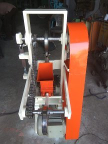 Camphor Slab Making Machine