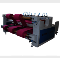 Automatic ultrasonic slitting machine
