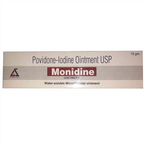Poridone lodine Ointment USP