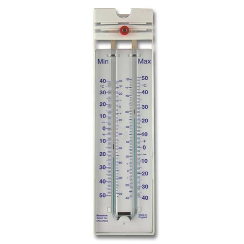 Maximum and Minimum Thermometer