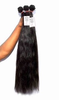 Remy Virgin Indian Human Hair Weave