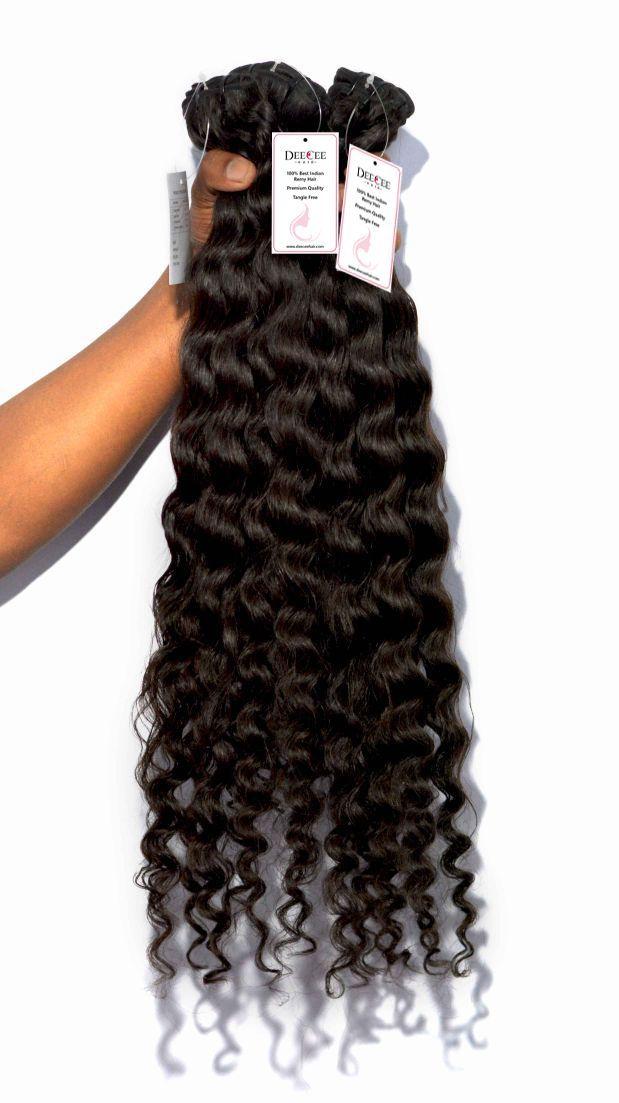 Remy Virgin Indian Human Hair Weave