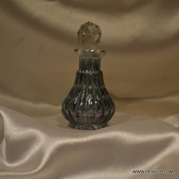 Small Glass Perfume Bottle
