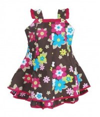 Abner Pink Frock