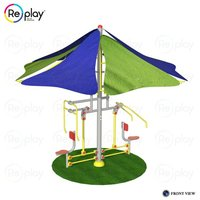 Double Sit & Pull With Canopy