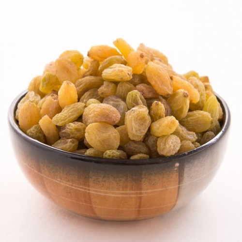 Sun Dried Golden Raisins