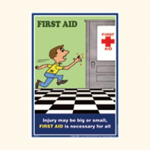 First Aid HSE 103