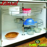 kitchen Carrousel unit