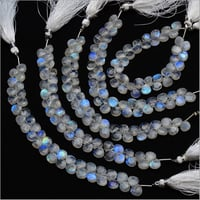 Natural Labradorite Beads Strands