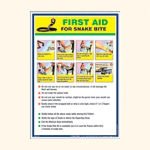First Aid HSE 467