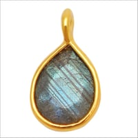 Natural Labradorite Gemstones Pendant
