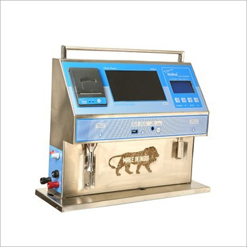 SS 304 Nuline Bond I9 Milk Scanner