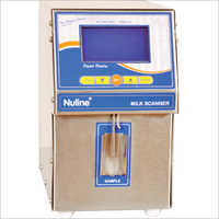 Milk Scanner Machine