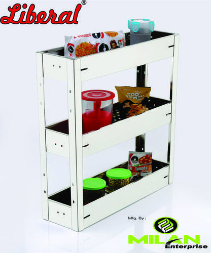 Platinum Two Self Pullout Basket