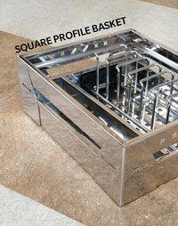 Platinum Double Pullout basket