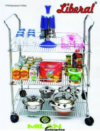 Multipurpose Kitchen Trolly