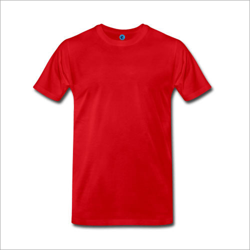 Casual Round Neck T-Shirt