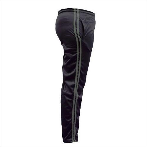 Track Black Pant
