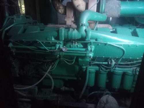 GENERATOR REPAIR MAHINDRA 250 KVA