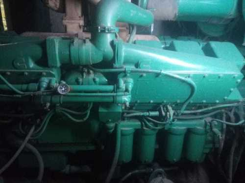 GENERATOR SET REPAIR CATERPILLAR 250 KVA