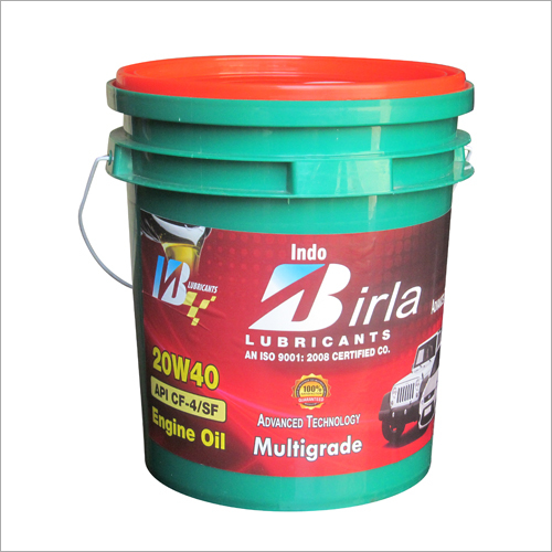 Indo Birla Car Engine Oil