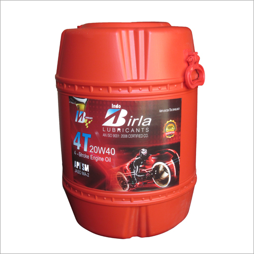 Indo Birla 4T Engine Oil