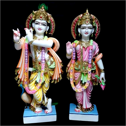 Shree Radha Krishna God Statue