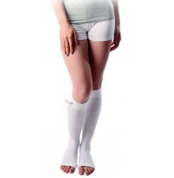 nti-Embolism Stockings - Knee (Lower Inspection Hole)-S/M/L/XL
