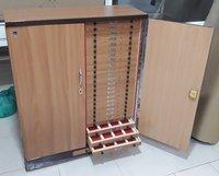 Slide Cabinet Wooden