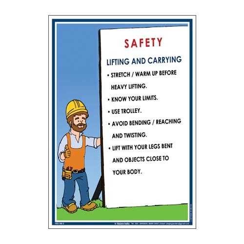 Material Handling Safety HSE 566