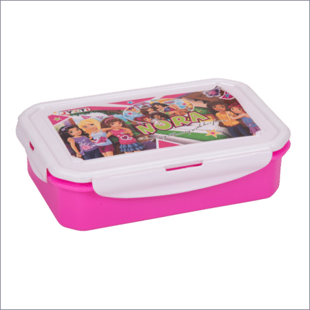 Lunch Box Quick And Lock Supre Star