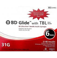 BD Glide With TBL 31G (U-40)