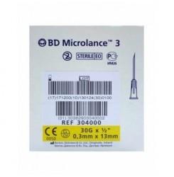 BD Microlance 3 Needles, 30G