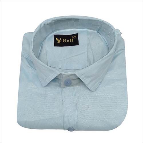 Mens Plain Formal Shirt
