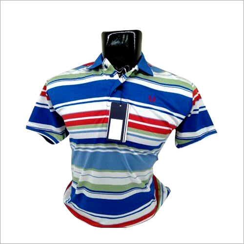 Mens Half Sleeve Polo T-Shirt