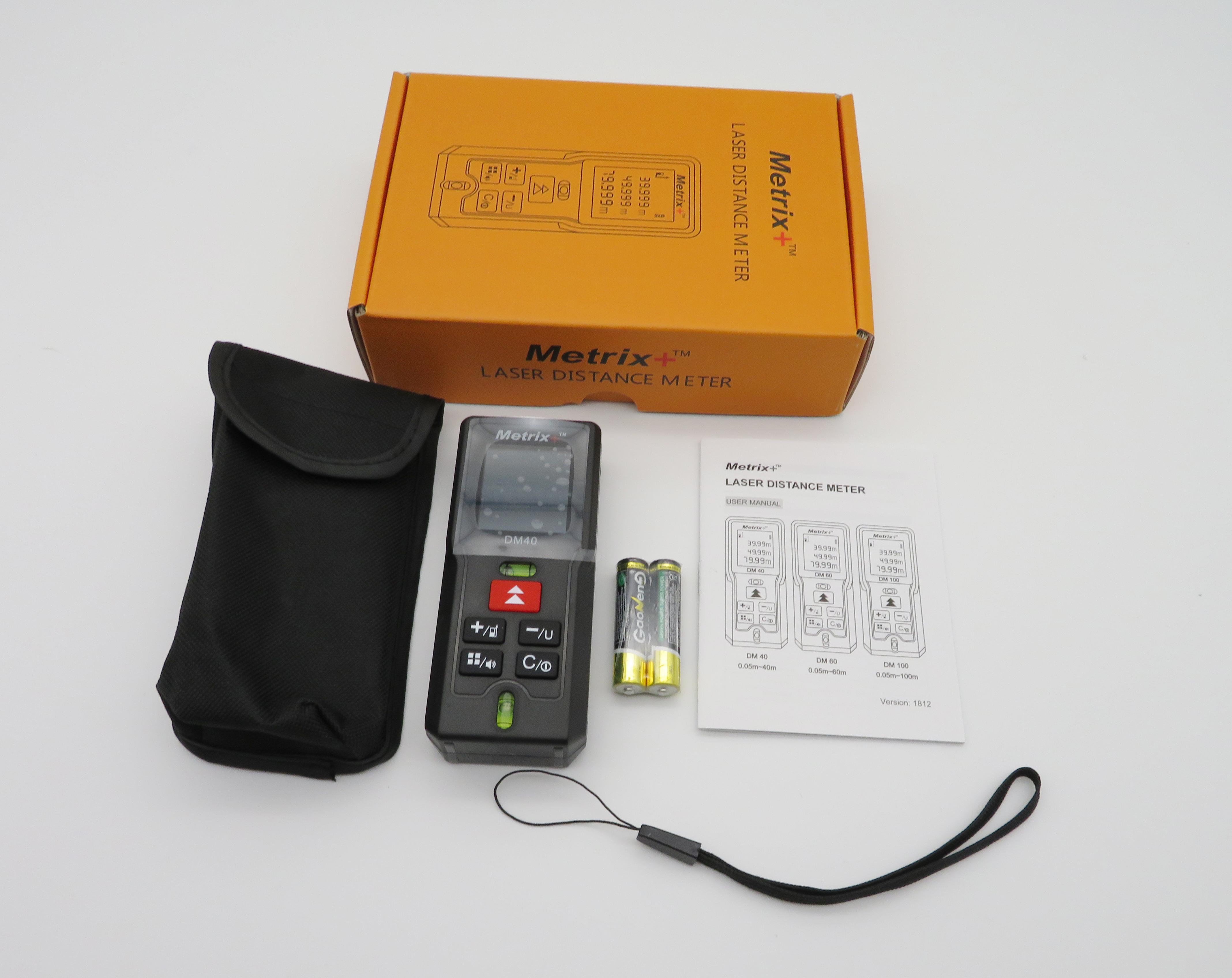 Laser Distance Meter DM 40