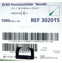 BD PrecisionGlide Needle (21G)