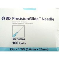 BD PrecisionGlide Needle (23G)