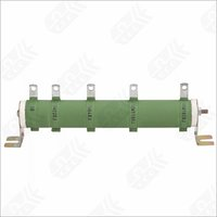 Non Flammable Ware Shape Ribbon Wire Wound Resistor