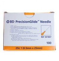 BD PrecisionGlide Needle (25G)