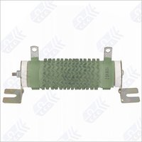 Non Flammable Ribbon Wire Wound Resistor