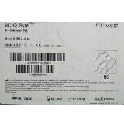 Bd Q-Syte 15Cm (Bi-Extension Set)