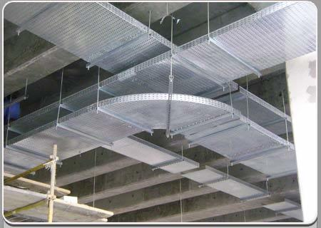 PERFORATED CABLE TRAY PROJECT