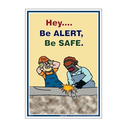 Welding Safety HSE 31