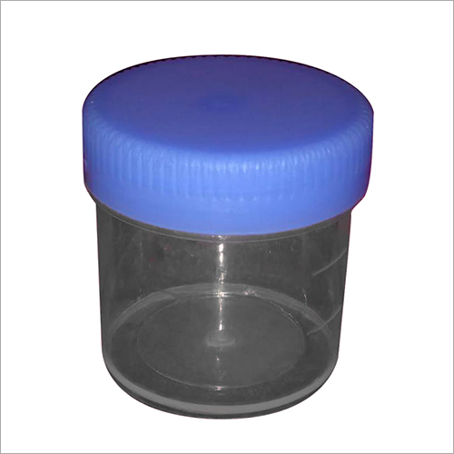 Plastic Urine Container