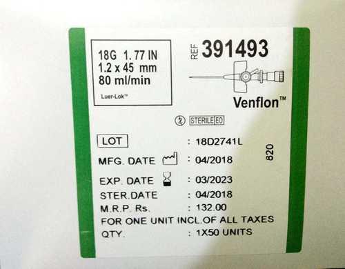 Bd Venflon™ (18G)