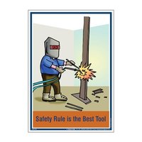 Welding Safety HSE 58